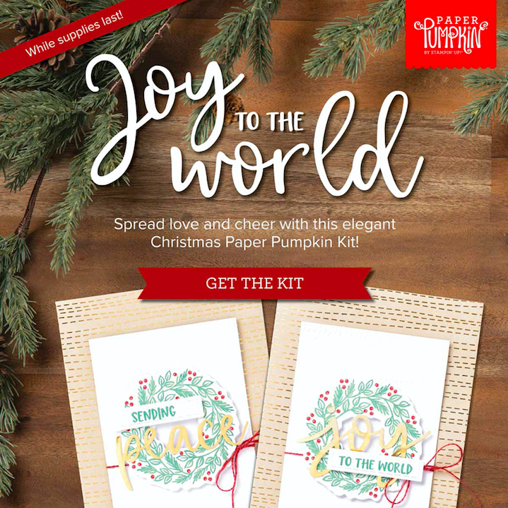 Stampin' Up! Sale Extended!