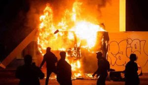 The George Floyd Riots: The Leftist/Islamic Partnership in Action
