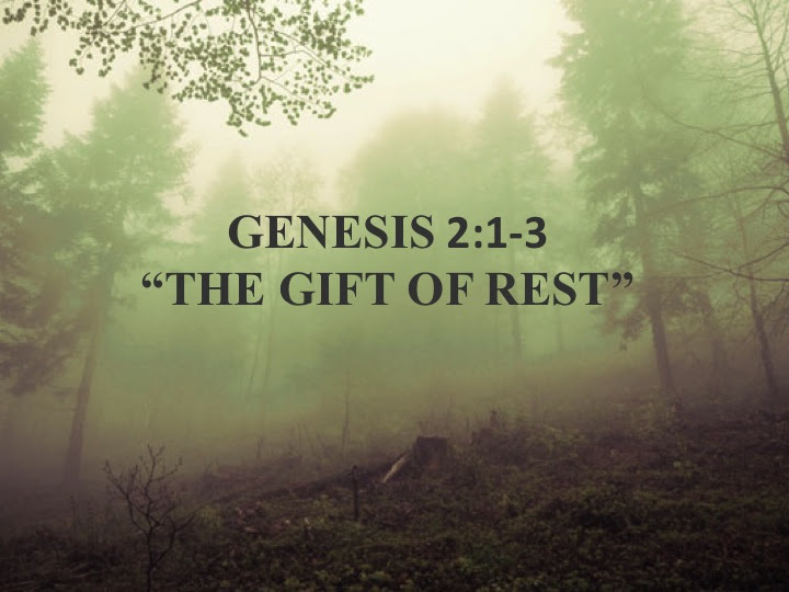 7th day -rest