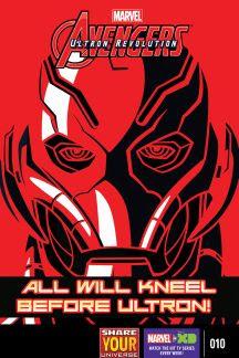 Marvel Universe Avengers: Ultron Revolution #10