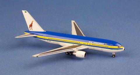 Boeing 767-200 Air Tanzania ET-AIZ | is due: August 2019
