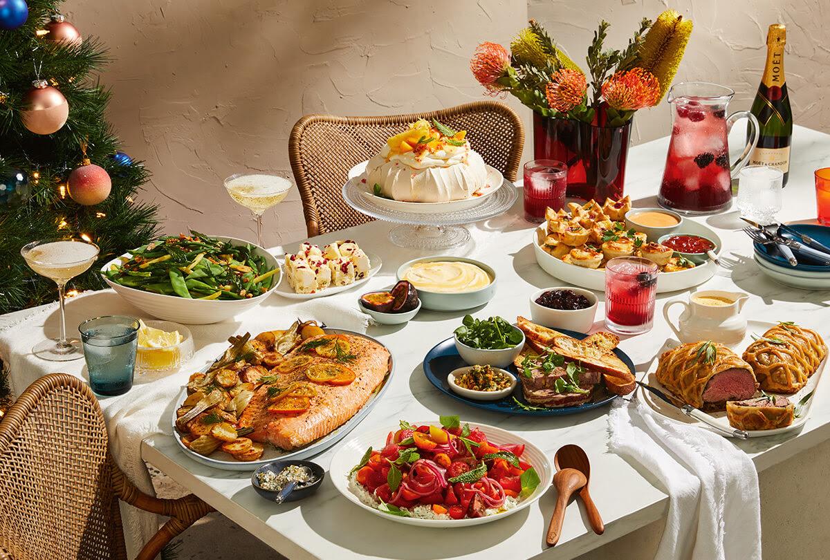 Festive Family Lunch | Serves 6