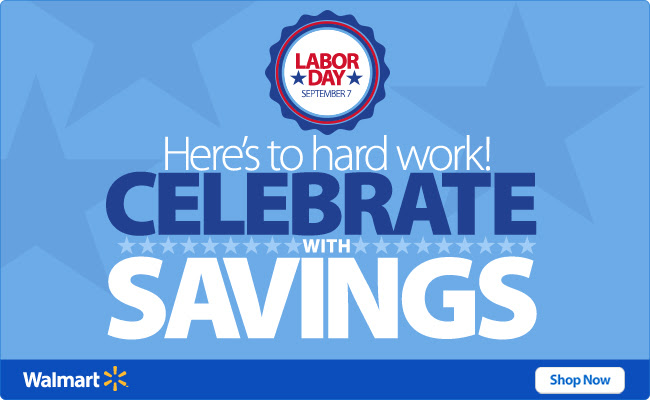 Celebrate with Labor Day Savin...