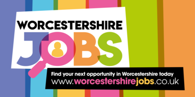 Worcestershire jobs