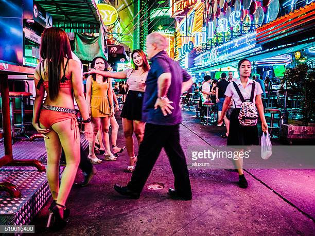 Sex tourism in Bangkok [Getty Images]
