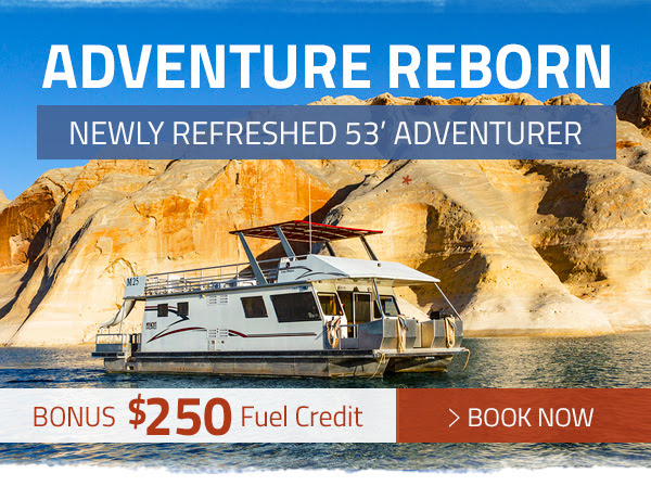 The 53' Adventurer plus $250 Fuel Credit Bonus