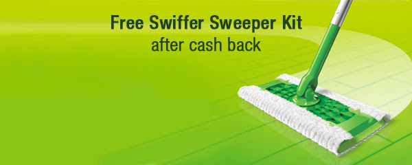 FREE Swiffer Sweeper Kit ✨...