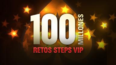 Retos Steps VIP