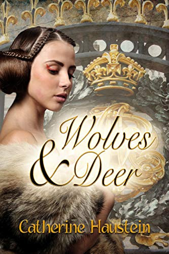 Cover for 'Wolves and Deer'