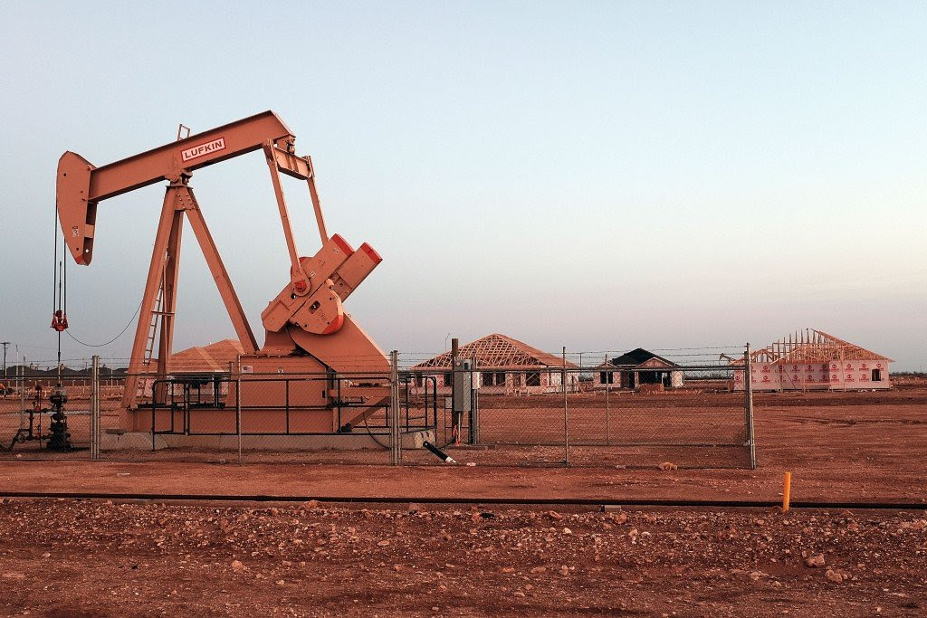 Boom Goes Bust: Texas Oil Industry Hurt By Plunging Oil Prices