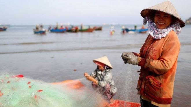 Việt Nam xếp chưa cao trong bảng xếp hạng