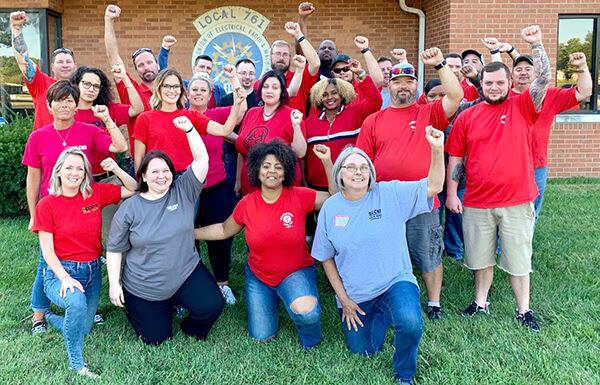 CWA Political Activist Training in Louisville