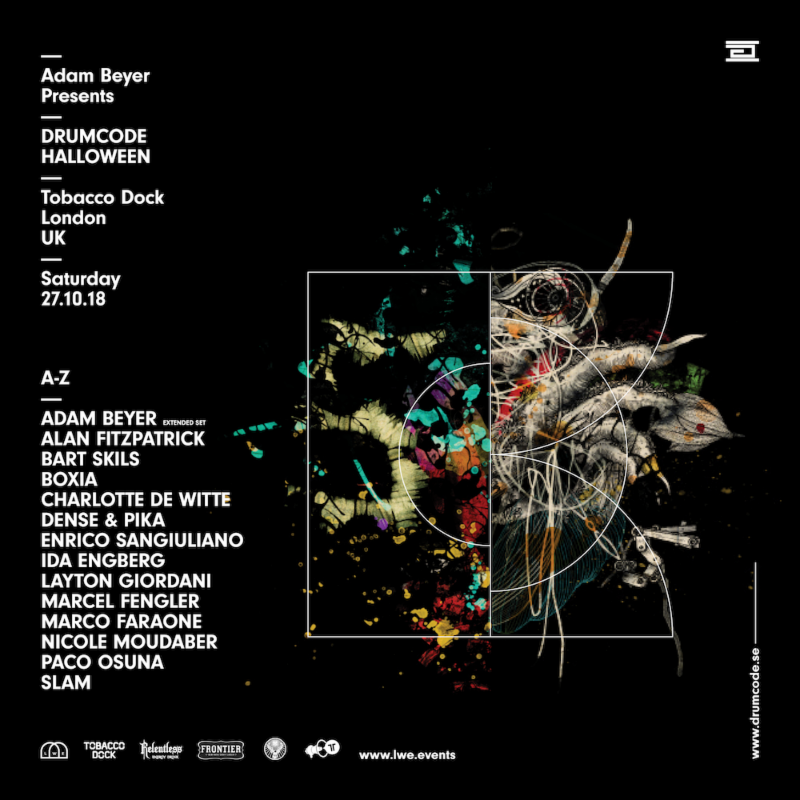 Drumcode Unveil Colossal Names For London's Most Anticipated