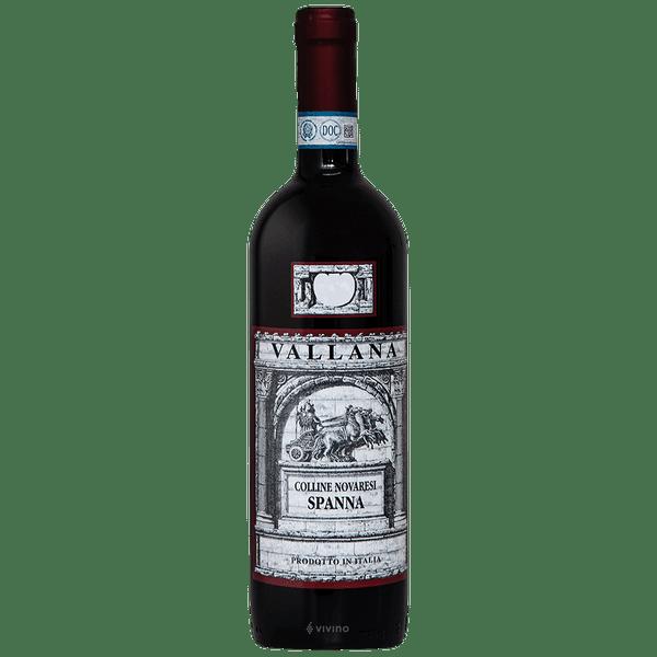 Vallana Spanna Colline Novaresi | Wine Info