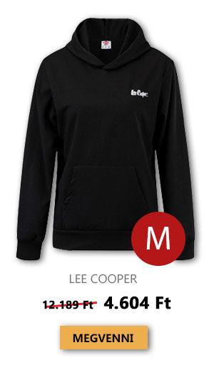 Utolsó darabok - Lee Cooper - Hoody Ladies