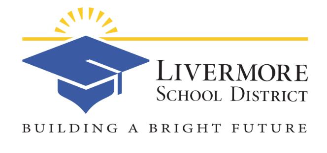 LVJUSD logo