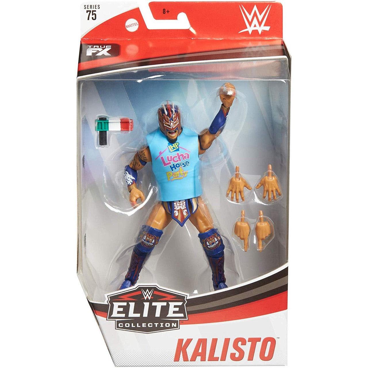 Image of WWE Elite Collection Series 75 - Kalisto