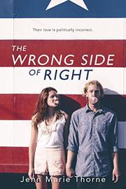 THE WRONG SIDE OF RIGHT by Jean Marie Thorne