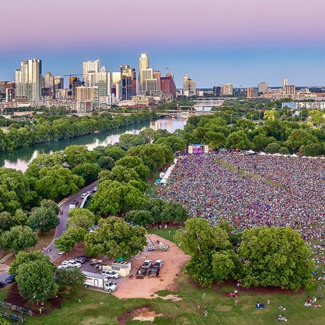 Austin - June Population Surging