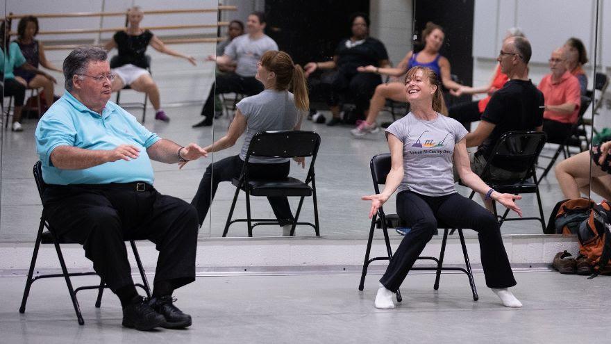 Dance for Parkinson's Disease with Bowen McCauley Dance Co.