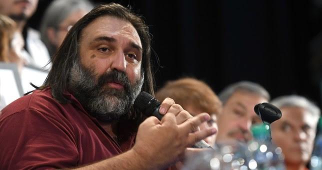 """Baradel le pidió a Vidal que pare con las """"puestas en escena"""""""