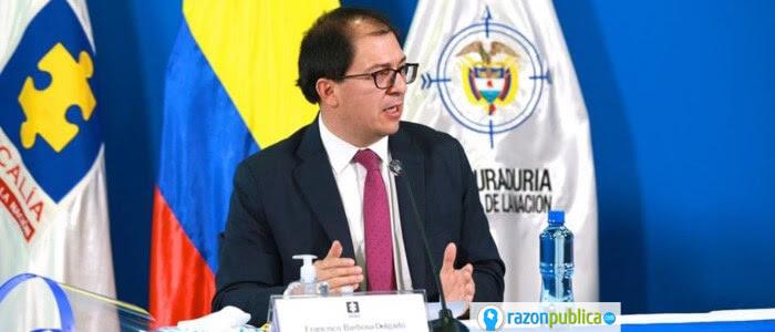 La Fiscalía de Barbosa: espectáculo, política y escarmiento