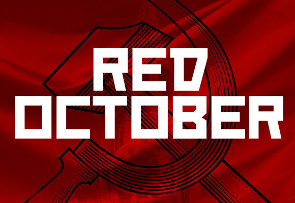 Clif High - Red October PUT5sEICZn