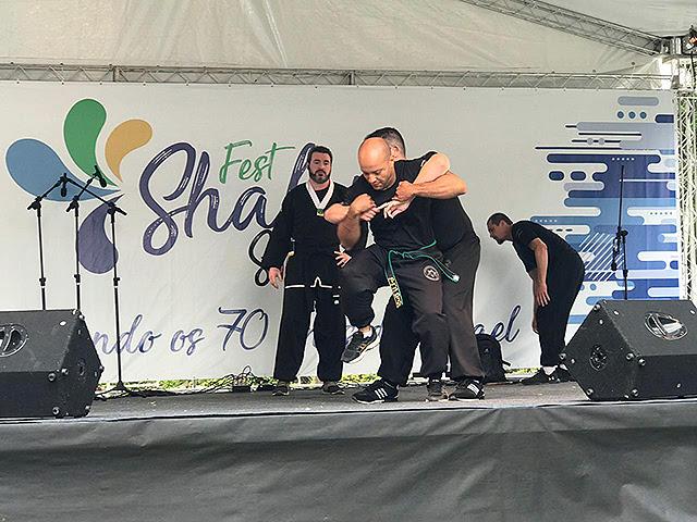 Fest Shalom SP II reúne oito mil pessoas na região da Av. Paulista