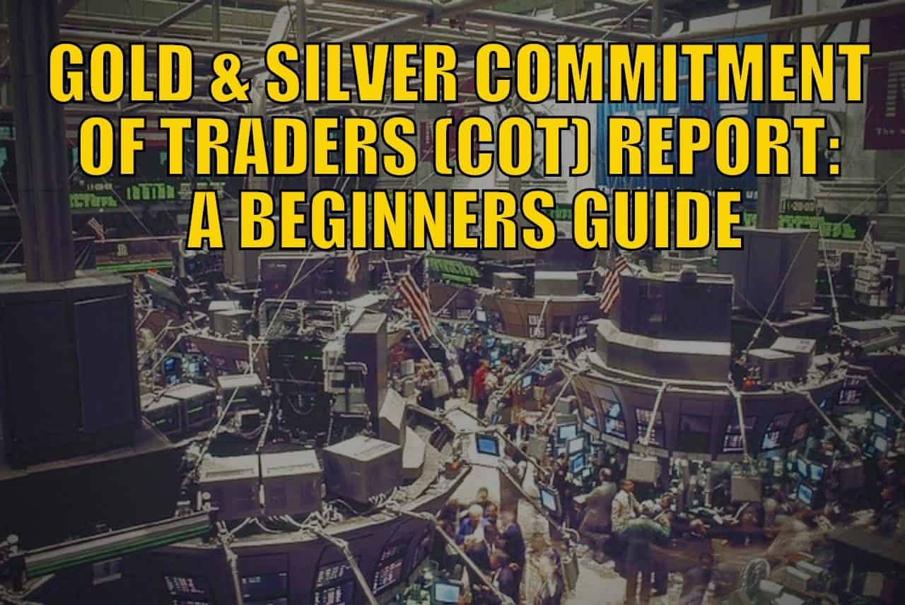 Gold and Silver Commitment of Traders (COT) Report: A Beginners Guide