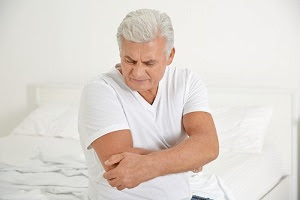 Man With Joint Pains