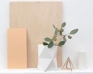 snug.vase - low (white)