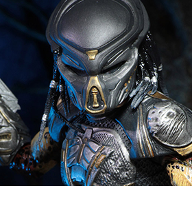 THE PREDATOR FUGITIVE PREDATOR ULTIMATE FIGURE