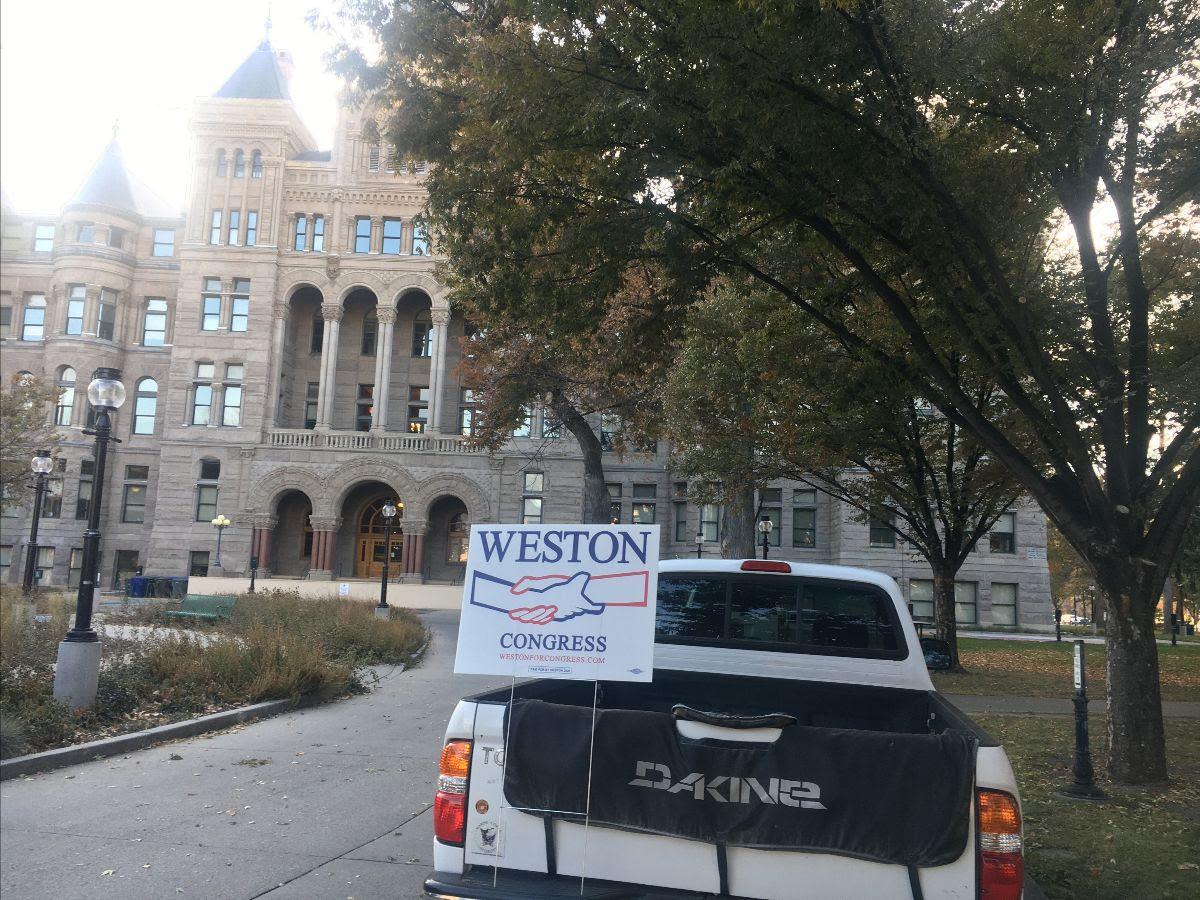 Kael Weston's Truck