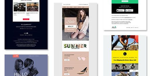 Beautiful eCommerce Newsletters