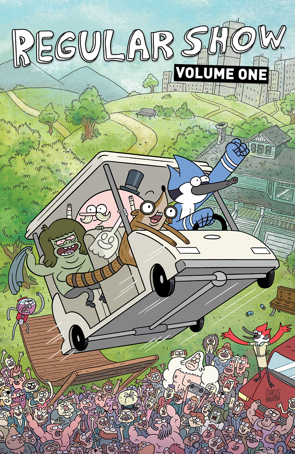 Regular Show Vol. 1 TP