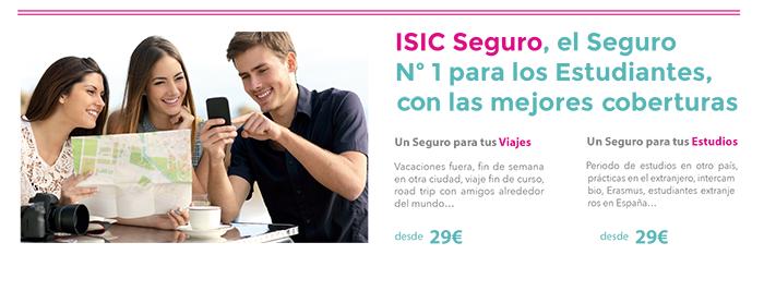 ISIC SEGURO