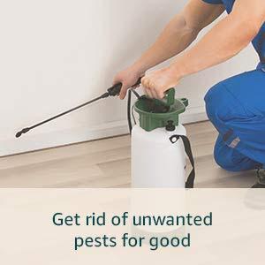 Pest control UAE KSA