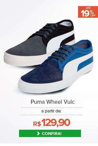 Puma Wheel Vulc