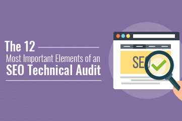The 12 most important elements of a technical SEO audit
