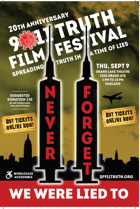 2021 9/11 Truth Film Festival