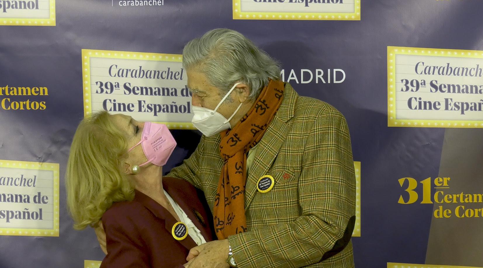 MARIA JOSE ALFONSO Y MÁXIMO VALVERDE