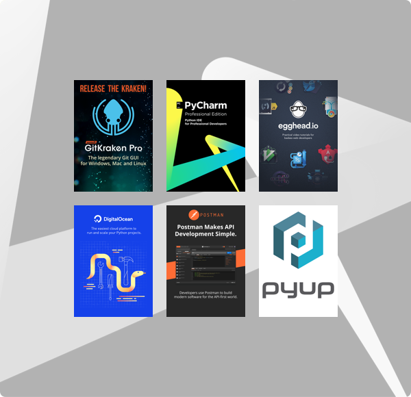 Humble Software Bundle: Python Dev Kit