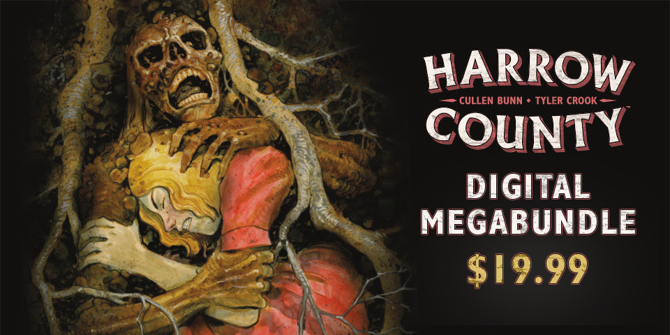Harrow County Megabundle
