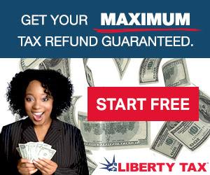 Liberty Tax :: Take 30% OFF Ev...