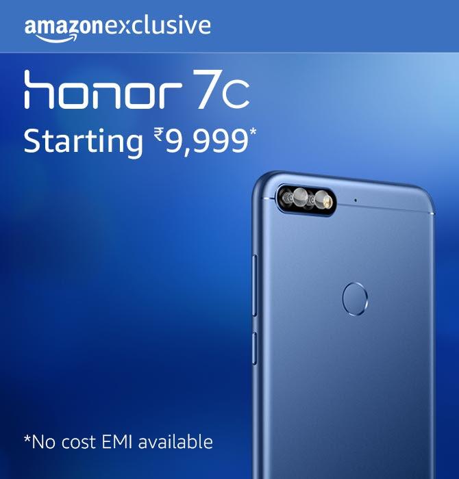 Honor7c