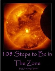 108 steps to be in the zone - ethan indigo smith