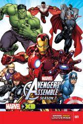 Marvel Universe Avengers Assemble Season Two #1