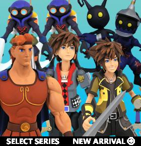 Kingdom Hearts III Select Wave 2