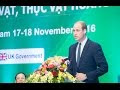 A speech by The Duke of Cambridge at the third International Illegal Wildlife Trade conference