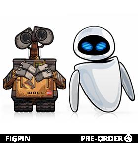 WALL-E FiGPiN